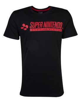 T-shirts  Nintendo - Super Nintendo