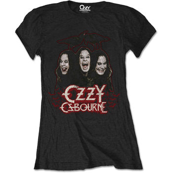 T-shirts  Ozzy Osbourne - Crows & Bars Ladies