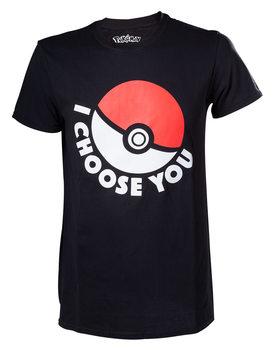 T-shirts Pokemon - I Choose you
