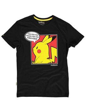 T-shirts Pokemon - Pika Pop