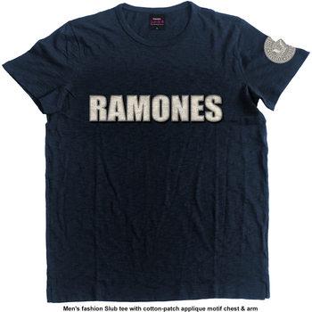 T-shirts Ramones  - LOGO & PRESIDENTIAL SEAL