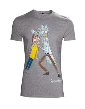 T-shirts  Rick & Morty - Crazy Eyes