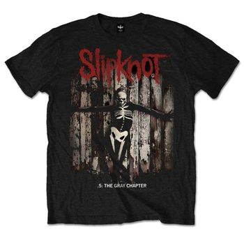 T-shirts  Slipknot - THE GRAY CHAPTER ALBUM