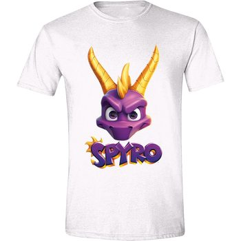 T-shirts Spyro - Face Logo