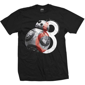T-shirts  Star Wars - BB-8 Big Eight
