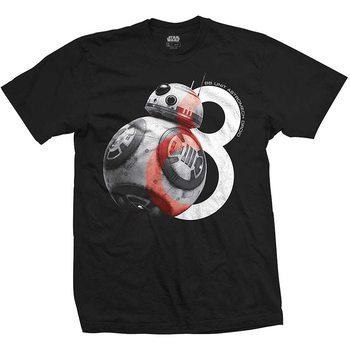T-shirts Star Wars - BB-8 Big Eight