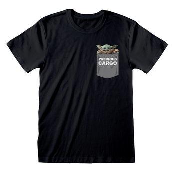 T-shirts Star Wars: Mandalorian - The Precious Cargo Pocket