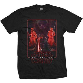 T-shirts Star Wars: The Last Jedi - The Dark Side
