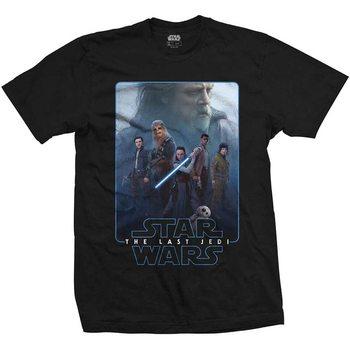T-shirts  Star Wars: The Last Jedi - The Force