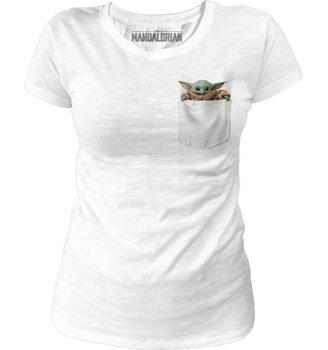 T-shirts Star Wars: The Mandalorian - Baby Yoda Pocket