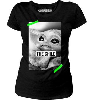 T-shirts Star Wars: The Mandalorian - Baby Yoda Poster