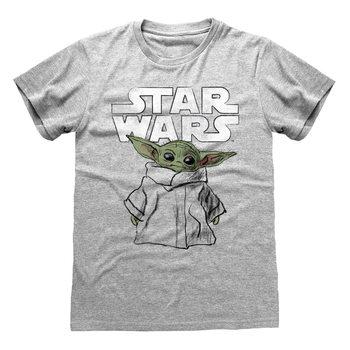 T-shirts Star Wars: The Mandalorian - Child Sketch