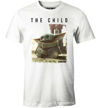 T-shirts Star Wars: The Mandalorian - The Child
