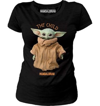 T-shirts Star Wars: The Mandalorian - The Child Mandalorian