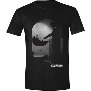 T-shirts Star Wars: The Mandalorian - The Child Tonal Touch