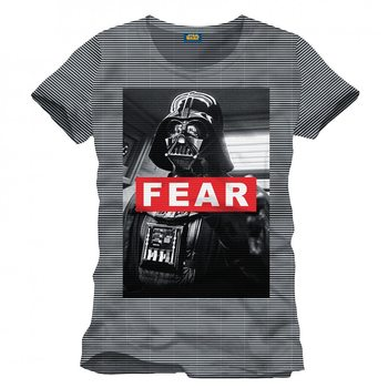 T-shirts Star Wars - Vader Fear