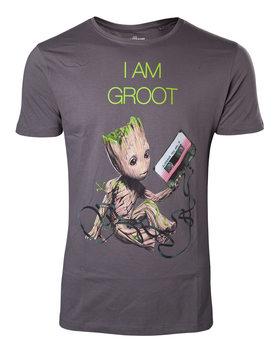 T-shirts  Strážci Galaxie - Groot