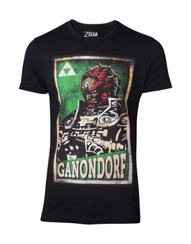 T-shirts The Legend Of Zelda - Propaganda Ganondorf