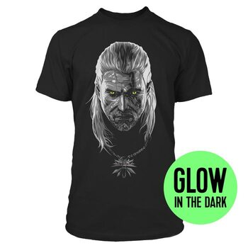 T-shirts The Witcher 3: Wild Hunt - Toxicity