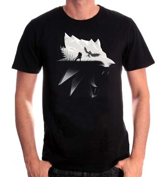 T-shirts  The Witcher - Wolf