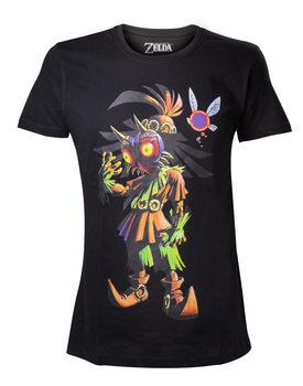 T-shirts Zelda Majora's Mask Skull