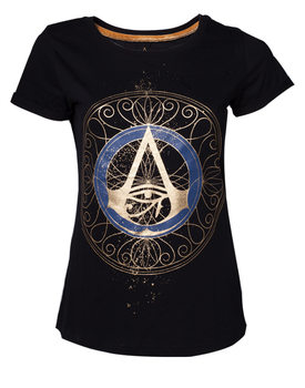AC Origins - Gold Spaller Logo T-shirt T-Shirt