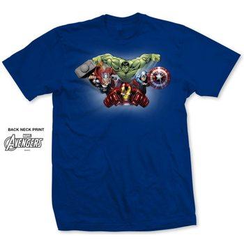 Avengers - Avengers Character XXL T-Shirt