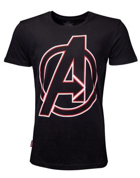Avengers: Endgame - Character Names T-Shirt