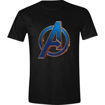 Avengers: Endgame - Heroic Logo T-Shirt