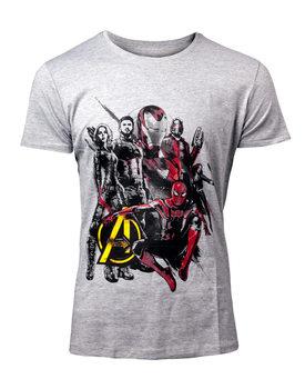 Avengers Infinity War - Avengers Character T-Shirt