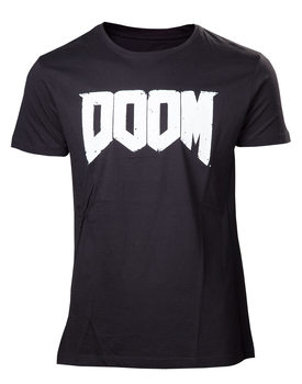 DOOM - Doom Modern Logo T-Shirt