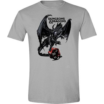 Dungeons & Dragons - Dragon Logo T-Shirt