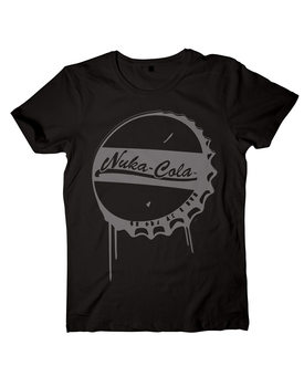 Fall Out - Black Nuka-Cola T-Shirt