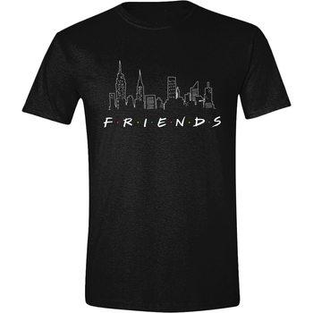 Friends - Logo and Skyline T-Shirt