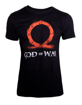 God Of War - Ohm Sign Rune Engraving T-Shirt