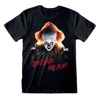 IT: Chapter 2 - Come Back And Play T-Shirt