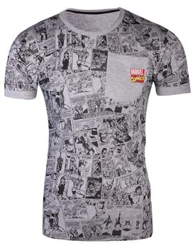 Marvel Comics - Comic AOP T-Shirt