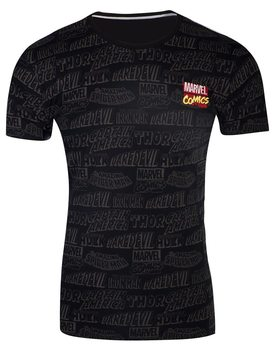 Marvel Comics - Comic Titles T-Shirt