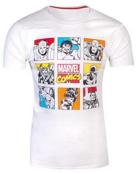 Marvel Comics - Retro Character T-Shirt