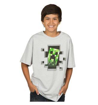 Minecraft - Creeper Inside 12-13y T-Shirt
