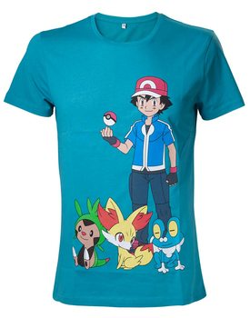 Pokemon - Ash Ketchum T-Shirt