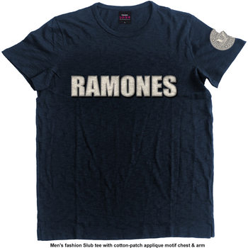 Ramones  - LOGO & PRESIDENTIAL SEAL S T-Shirt