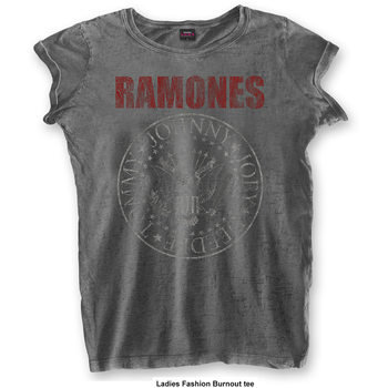 Ramones - Presidential Seal Ladies T-Shirt
