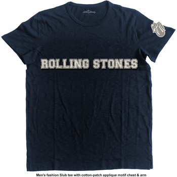 Rolling Stones - Logo & Tongue T-Shirt