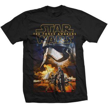 Star Wars - Phasma & Troopers T-Shirt