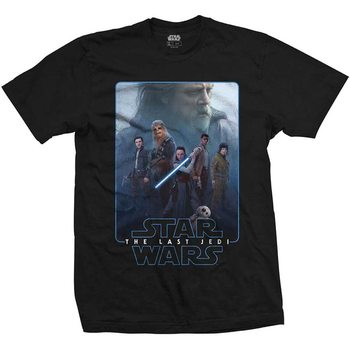 Star Wars: The Last Jedi - The Force T-Shirt