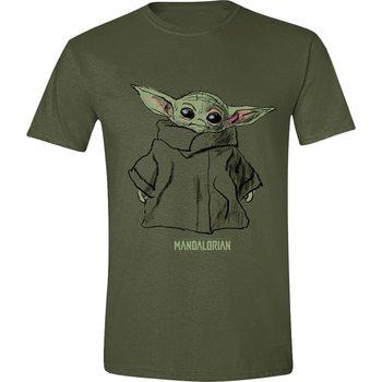 Star Wars: The Mandalorian - The Child Sketch M T-Shirt