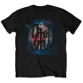The Who - Target Texture T-Shirt