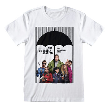 Umbrella Academy - Posters T-Shirt