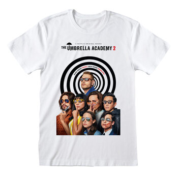 Umbrella Academy - Season 2 Poster T-Shirt